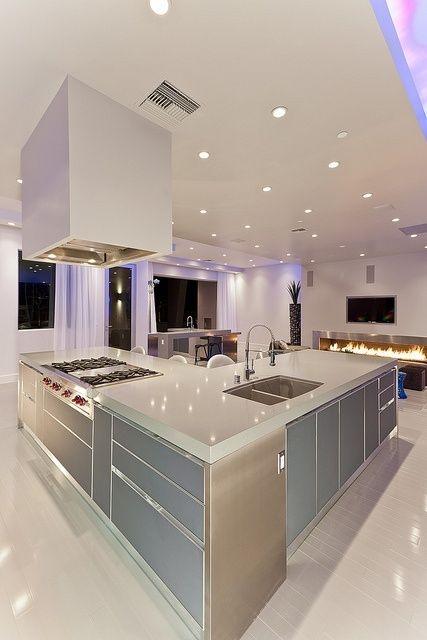 انواع  کابینتهای آشپزخانه